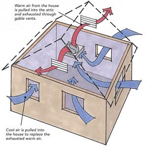Whole House Ventilator