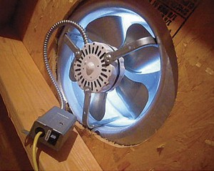 Ventilator-Attic Fan